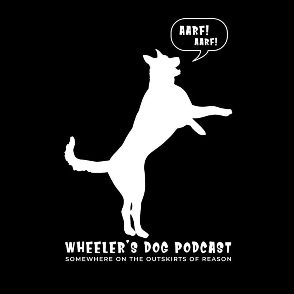 Wheeler's Dog Episode 130 – Disc Golf and Other Sick Games
